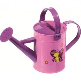 Stropitoare din metal pentru copii KIDS GARDEN - culoare roz, Stocker