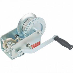 Troliu manual, tragere max - 0.8t, cablu // MTX Profesional