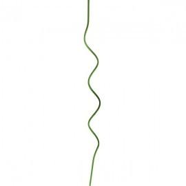 Tutore spiralat din otel plasticat, Q10 mm, 210 cm, Stocker