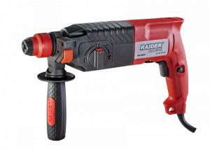 Ciocan rotopercutor SDS-Plus 750W 26mm 3 functii RD-HD54, Raider Power Tools
