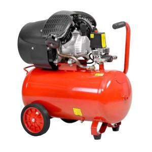 Compresor cu piston CA 3-50L-2, 2 cilindri in V, putere 2.2Kw/3CP, butelie 50 L, presiune maxima 8 bari, volum aer aspirat 316 L, Breckner Germany