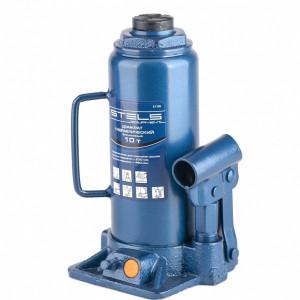 Cric hidraulic tip butelie, 10 t, H 230-460 mm, Stels