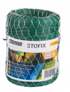 Fir plastificat Stofix, bobina 500 m x 2,6 mm, Stoker