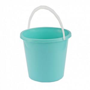 Galeata rotunda din plastic, 10 litri // Elfe Rusia