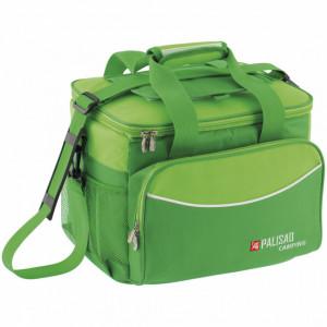 Geanta frigorifica 320 x 250 x 240 mm, cu doua compartimente de racire Camping, Palisad