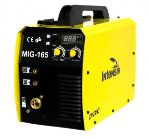 Invertor de sudura MIG/MMA, Mig 165, Intensiv