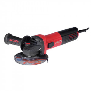 Polizor unghiular 125mm 850W RDI-AG56, Raider Power Tools