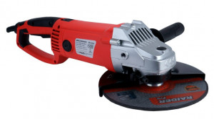Polizor unghiular 230mm, 2350W RD-AG38, Raider Power Tools