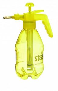 Pulverizator de presiune COLOR galben - 1,5 litri, Stocker