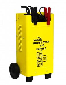 Robot si redresor auto BOOST STAR 430, Intensiv