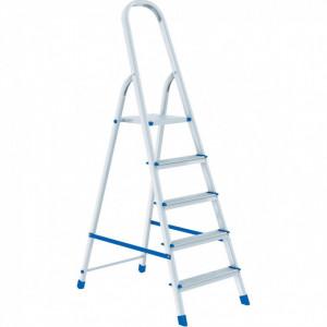 Scara, 6 trepte, de aluminiu, MTX Profesional