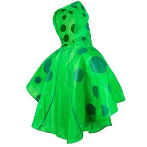 Pelerina impermeabila pentru copii KIDS GARDEN - culoare verde, Stoker