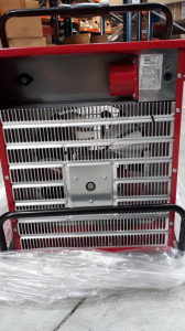 Aeroterma electrica 15kW, RD-EFH15, Raider Power Tools