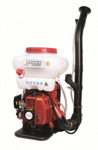Atomizor cu motor pe benzina 3 cp, 14L 12/10m,cu pompa boost, Raider Power Tools