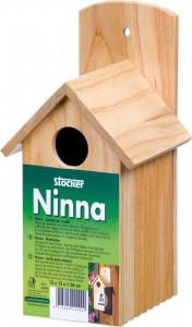 Casuta din lemn pentru pasari Ninna, Stoker Italia