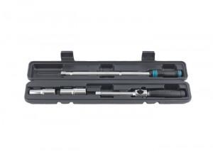 Cheie cruce pentru roti, pliere cu pârghie de schimbare, 17 mm; 19 mm, 21 mm, 23 mm, cromat// GROSS