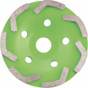 Disc diamantat pentru slefuit,125mm, SibrTeh
