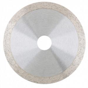 Disc diamantat pentru taiere umeda, muchie continua, 115х22,2 mm // GROSS