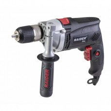 Masina de gaurit cu percutie 910W 13mm RDP-ID42 Black Edition, Raider Power Tools