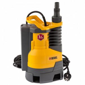 Pompa de drenaj DPХ950, Х-Pro, 950 W, H max de refulare 8.5 m, 15500 l/h // Denzel