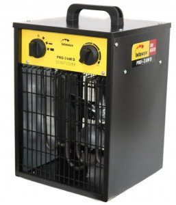 Aeroterma electrica, 230 V, PRO 3 kW D, Intensiv