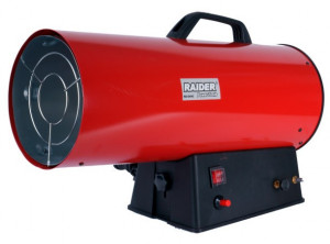 Aeroterma industriala pe gaz, 15 KW, Raider Power Tools
