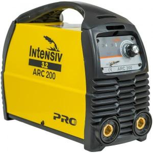 Aparat de sudura invertor ARC 200 VRD, Intensiv
