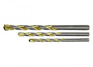 Burghiu pentru beton Golden Line, 4 x 75 mm, coada cilindrica MTX
