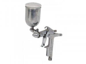 Pistol de vopsit pneumatic HVLP, duza 0.5 mm, Raider Power Tools