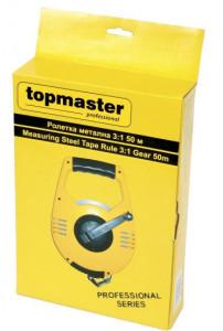 Ruleta 3:1 Gear 50mTopmaster Professional
