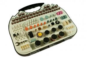 Set accesorii pentru minipolizor 249buc/set, Raider (Аccessories)