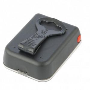 Set biti, adaptor magnetic, 18 piese in cutie de plastic, MTX Profesional