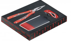 Set multitool, briceag si set de manichiura, Kronus