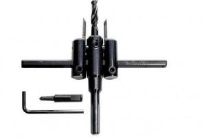 Burghie pentru lemn, reglabila, D 30 - 120 mm MTX MASTER