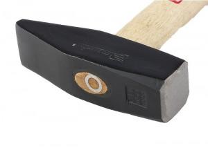 Ciocan 1000 g, frunte patrata, maner din lemn MTX