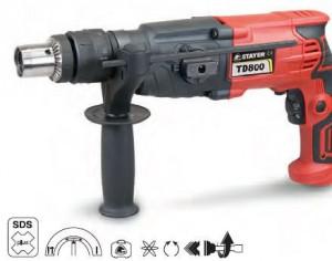 Ciocan rotopercutor SDS PLUS 810 W 2,5 J