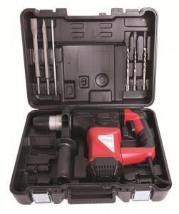 Ciocan rotopercutor SDS-Plus,RD-HD46, 1500 W, 4,3 J, Raider Power Tools