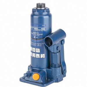 Cric hidraulic tip butelie, 2 t, H 181-345 mm, Stels