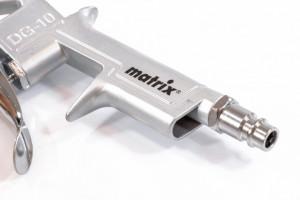 Pistol pneumatic de purjare, MTX Profesional