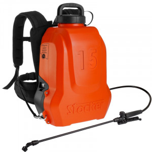Pompa tip rucsac ELECTRO ERGO POWER FPM 15 litri, Li-ION 18 V, Stoker