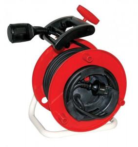 Prelungitor tambur automat 20 m, 3x1.5 mm Raider Power Tools