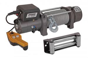 Troliu electric 12V 3628kg 29m RD-EW07, Raider Power Tools