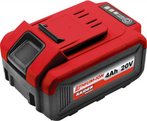 Acumulator Li-ion 20V 4Ah pentru RDI-CDB01 si IBW01, Raider Power Tools