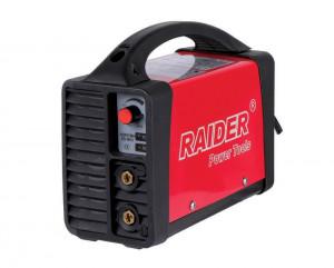 Aparat de sudura tip INVERTER RDP-IW16, 140 A, Raider Power Tools