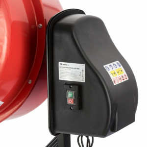 Betoniera CM160, 160L, 650W, MTX Profesional