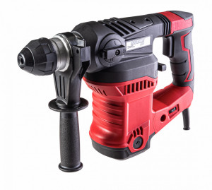 Ciocan rotopercutor 1600W 4.8Kg  32 mm SDS-Plus 6J cu 4 functii RDP-HD57, Raider Power Tools
