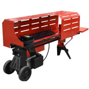 Despicator de busteni, 2200 W, presiune aparat 7 tone, lungime maxima lemn 520 mm, 55 kg, Breckner