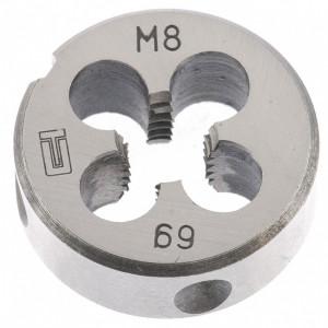 Filiere pentru prelucrarea manuală a filetelor exterioare, M4 - M12, MTX Profesional