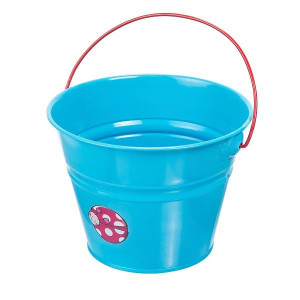 Galetuta din metal pentru copii KIDS GARDEN - culoare albastra, Stocker