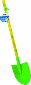 Lopatica pentru copii 78 cm KIDS GARDEN - culoare verde, Stoker